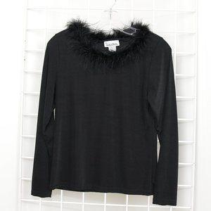 Carol Rose Vintage Fur Shirt